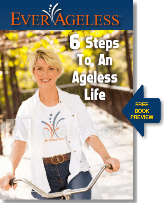 6 steps to an ageless life book preview