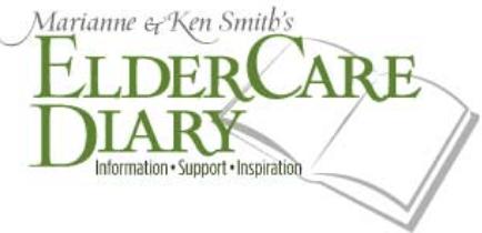Elder Care Diary Logo 3