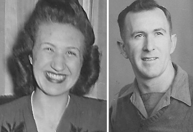Ken Mom and Dad Young