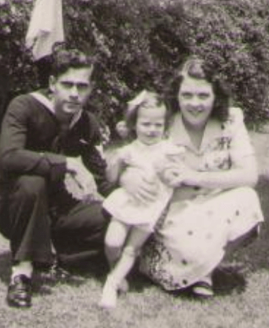 Marianne With Parents