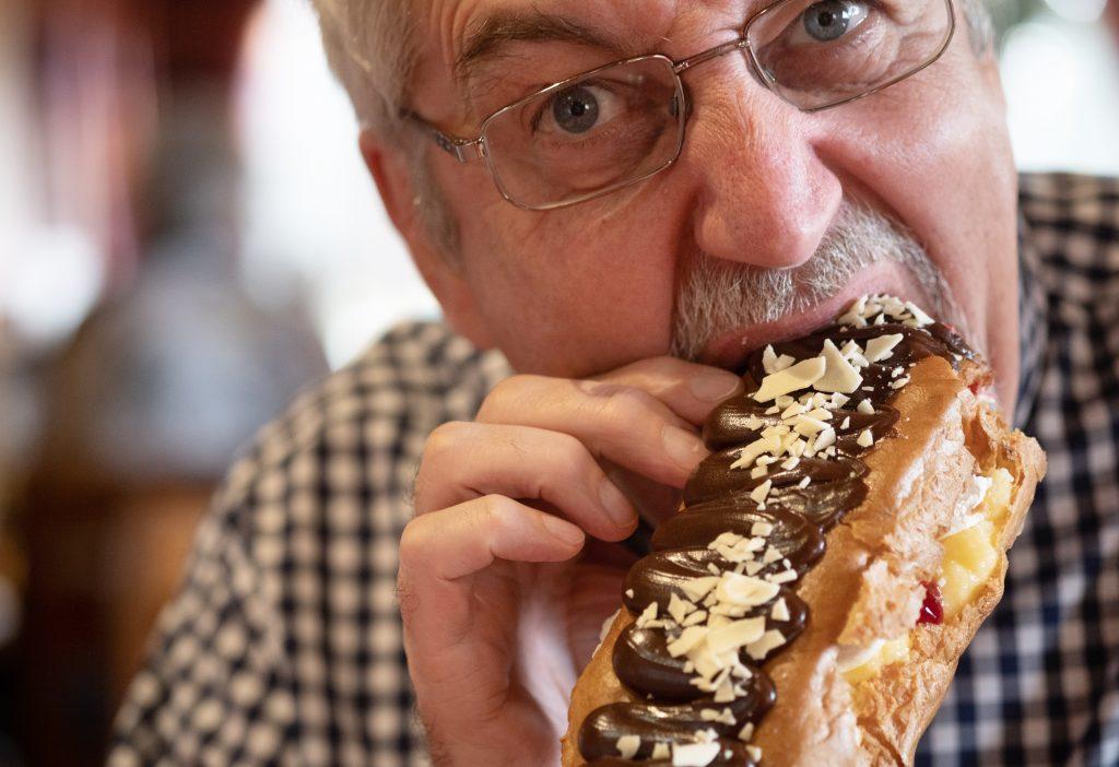 diet confession