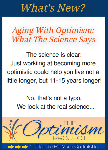 aging with optimism
